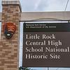 Little Rock Central High School National Historic Site entrance