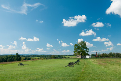 at Manassas National Battlefield