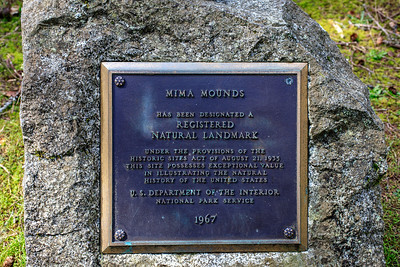 Mima Mounds, WA