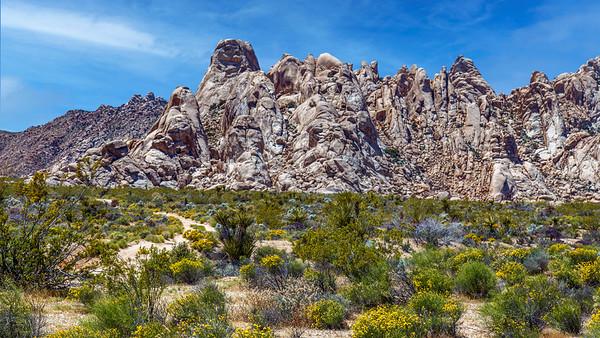 Molten Boulders