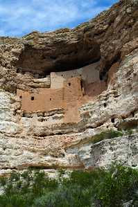 Montezuma Castle National Monument, September 2012.