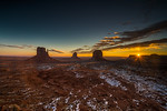 Wake Up Monument Valley