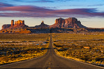 Gump's Road (Photoshop - ACR)