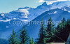Cyclist in Mount Rainier Nat'l Park, Washington - 10-2-2 - 72 ppi