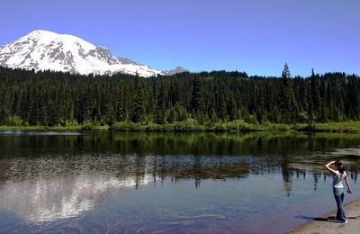 Reflection Lake Overlook