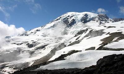 Summit of Mount Rainier