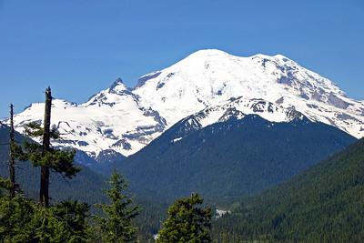Mt. Rainier's other side