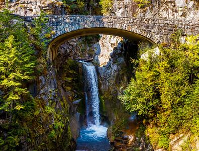 Christine Falls Under the Stone Bridge