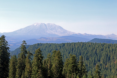 Mt. St. Helens from the southeast