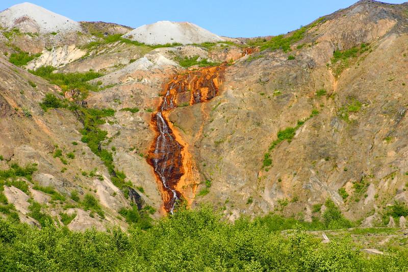Oxidized Falls