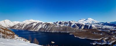 Mt. St. Helens Winter 2019
