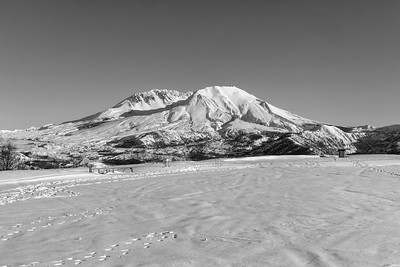 Mt. St. Helens Winter 2019