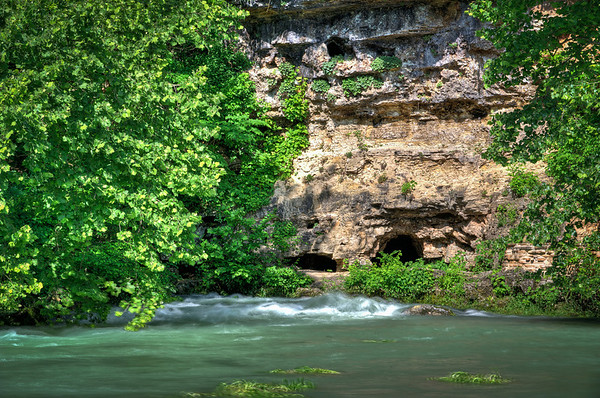 Big Spring, MO. May of 2010.  Bracketed shot taken with a Nikon D700. 1/3 sec.; f-16; 125mm.