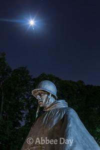Moonlit Memorial