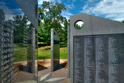 Cherokee Removal Memorial Park in Birchwood, Tennessee