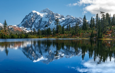 North Cascades Natl Park & Mount Baker Natl Forest