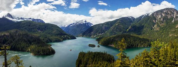Yearly Diablo Lake/North Cascades Visit