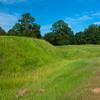 Trench around Cornfield Mound