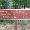 McDougal Mound is thataway...