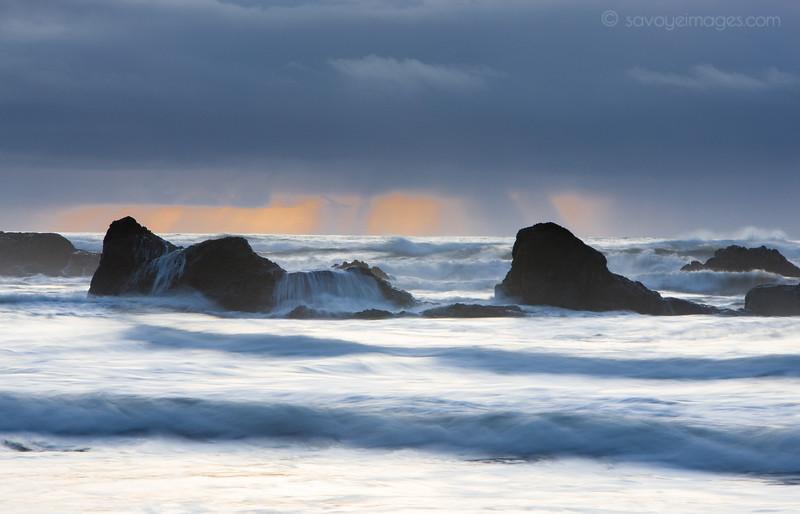 Breaking Shores