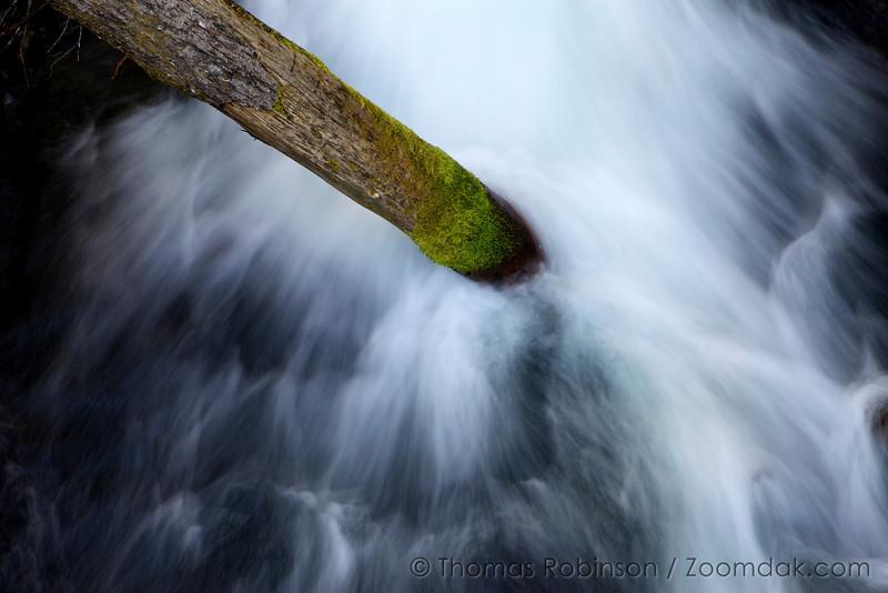 Donahue Falls Log Jam
