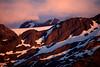 Mt. Olympus Alpenglow