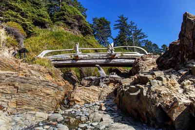 Big Bridge Over the Little Stream