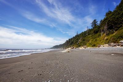 A Place Where Sea & Sky Meet Land