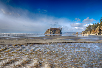 Ruby Beach Runoff