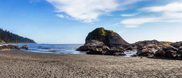 Beach 4 Panorama