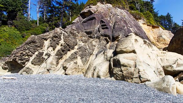 Carved Into Rocks