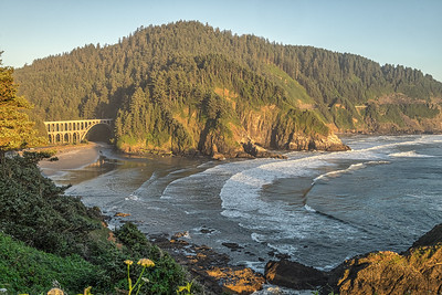 Hecata Beach, Oregon, 2014