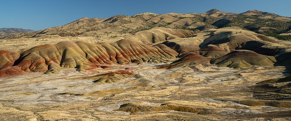 John Day Fossil Beds National Monument, Wheeler County Oregon  Sony ILCE-7RM3 FE 24-70mm F2.8 GM at 35 mm ¹⁄₄₅ sec at ƒ / 16 @ 200 ISO  9/21/19 5:04:33 PM ©savoyeimages.com