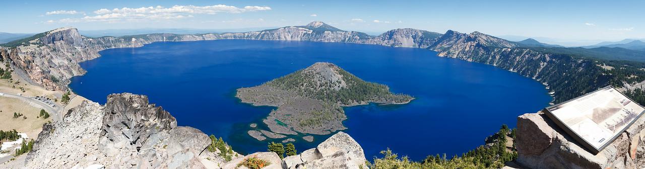 Cater Lake