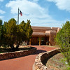 Pecos National Historical Park Visitor's Center