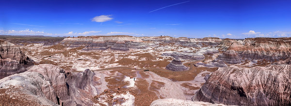 Blue Mesa Trail Panorama