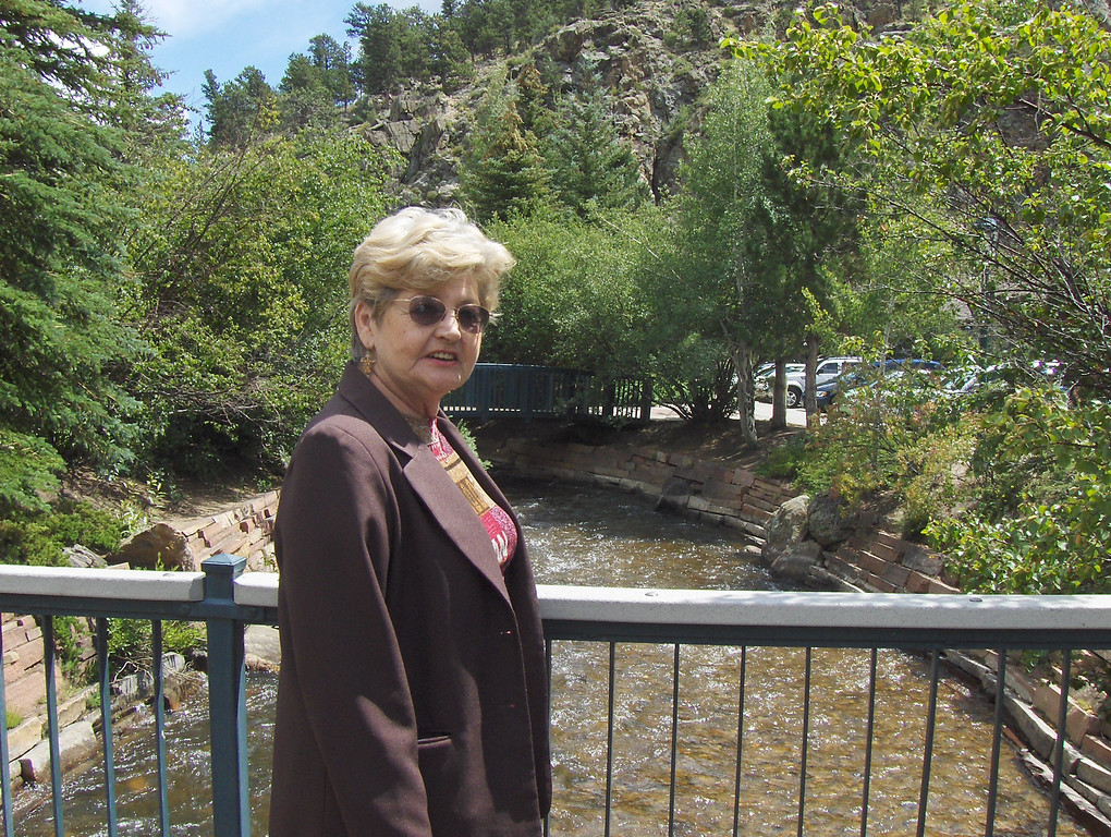 July 2008 - GMA's first trip to Estes Park