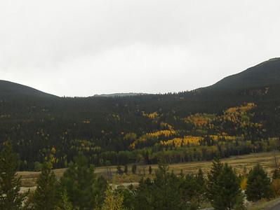 10-04-2008 - RMNP; fall colors at Sheeps Lake