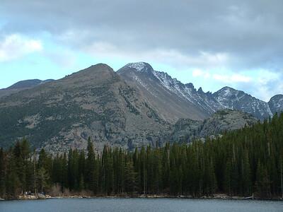 October 2007 - Bear Lake view