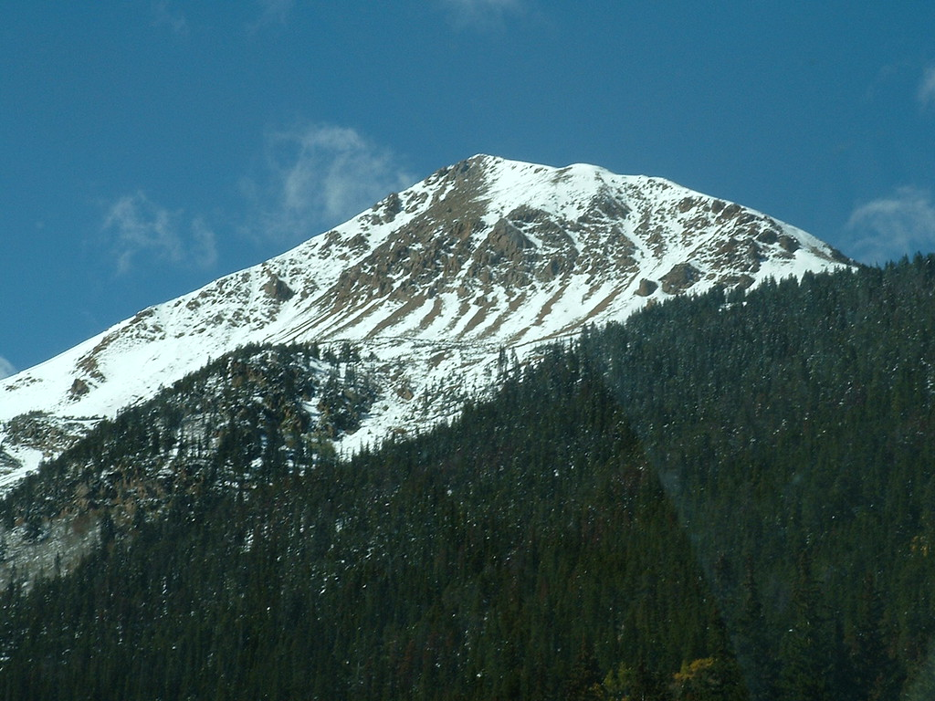 2007 - view from Hwy 7 close to Longs Peak
