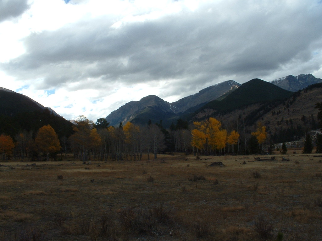 October 2007 - the Fall colors