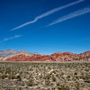 Red Rock Canyon National Conservation Area, Nevada, March 2017.