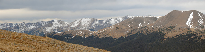 View from Trail Ridge