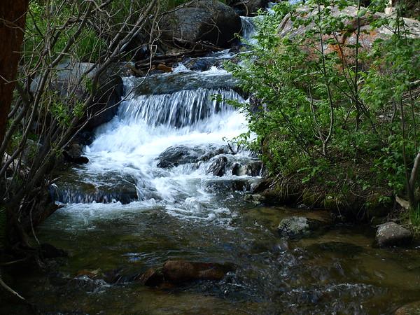 Waterfall in a Stream (II)