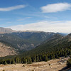 View from Trail Ridge Road