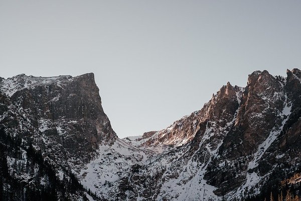 Hallet Peak, Rocky Mountain National Park