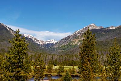 Valleys Between Mountains
