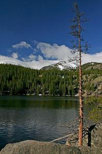 Bear Lake, late morning