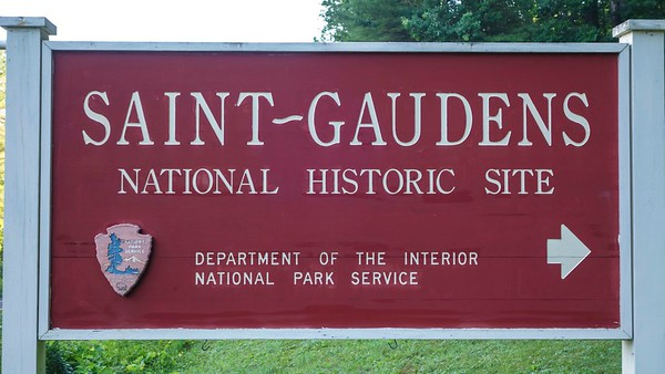 Saint-Gaudens National Historic Site - NH - 071516