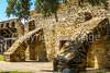 Texas - Mission San Jose, San Antonio Missions Nat'l Historical Park - C3-0146 - 72 ppi